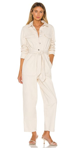 C/MEO reiterate jumpsuit. - size l (also in chalk