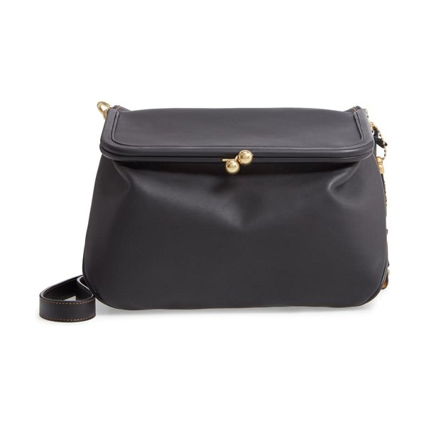 COACH rider leather shoulder bag - Inspired by a 1980s archival design, this structured...