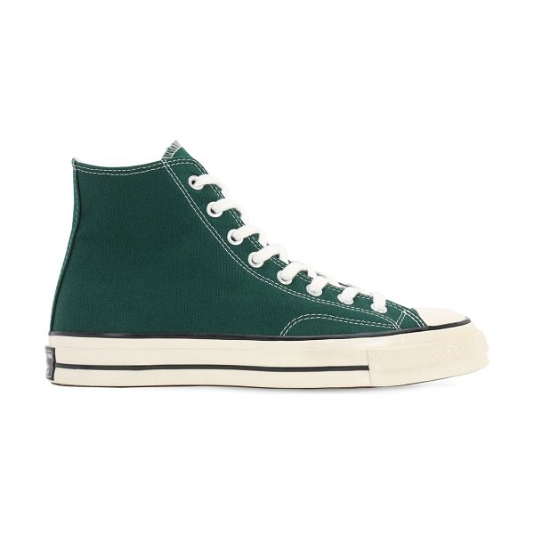 Converse Chuck 70 hi sneakers in midnight clover