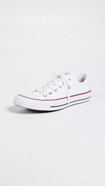 Converse chuck taylor all star sneakers in optical white