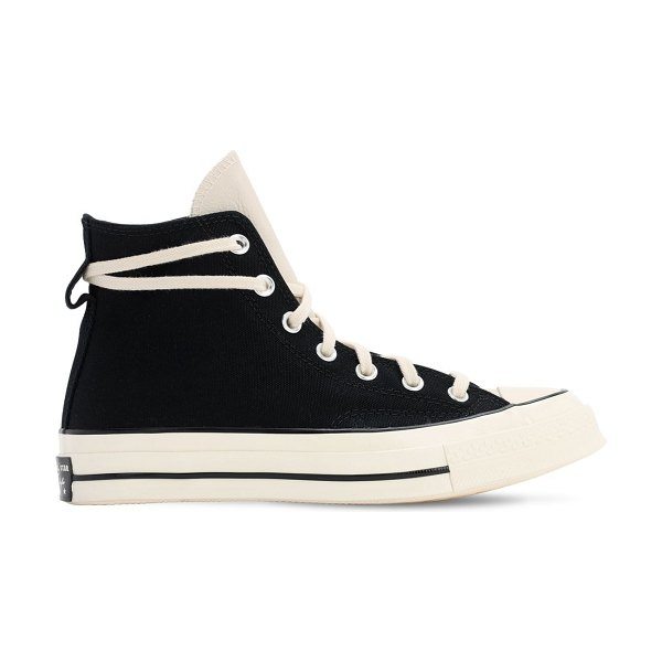 Converse Fear of god chuck 70 hi sneakers in black
