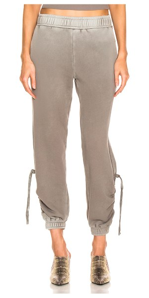 Cotton Citizen brooklyn sweatpant in rebel - COTTON CITIZEN Brooklyn Sweatpant in Grey. - size XS...