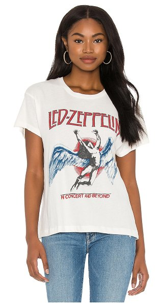DAYDREAMER led zeppelin in vintage white