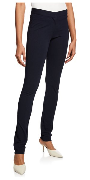 Derek Lam Hanne Mid-Rise Leggings in navy