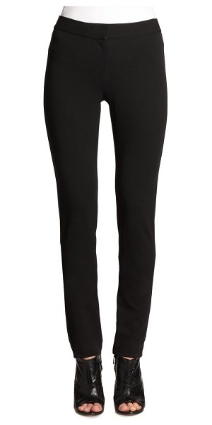 Derek Lam jersey leggings in black