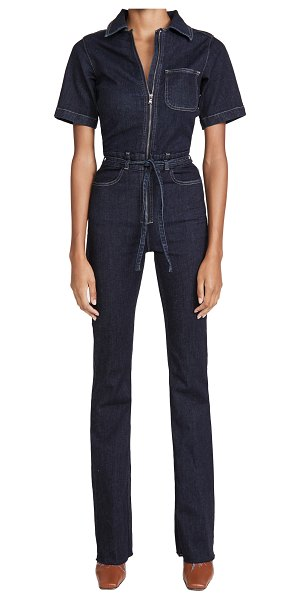 DL 1961 1961 better by  daniella jumpsuit in snyder