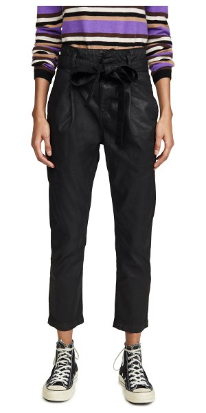 DL 1961 1961 susie high rise tapered jeans in domines