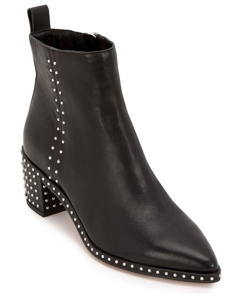 Dolce Vita brook pointed toe boot in black