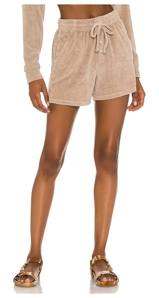 Donni. terry henley short in stone