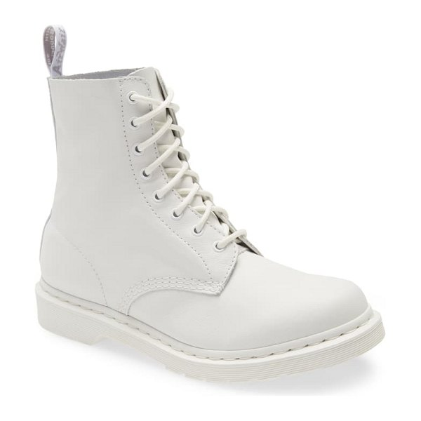 Dr. Martens 1460 pascal boot in white