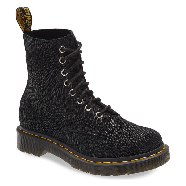 Dr. Martens 1460 pascal lace-up boot in black