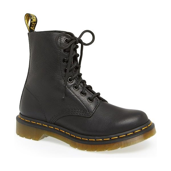 Dr. Martens 1460 pascal boot in black virginia