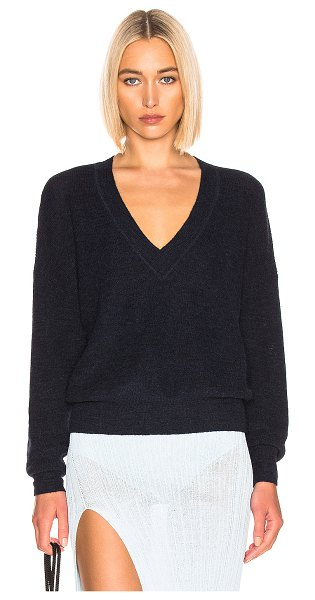 Equipment amory sweater in eclipse