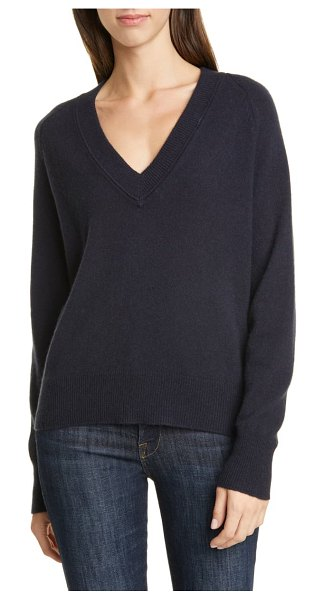 Equipment madalene cashmere sweater in eclipse
