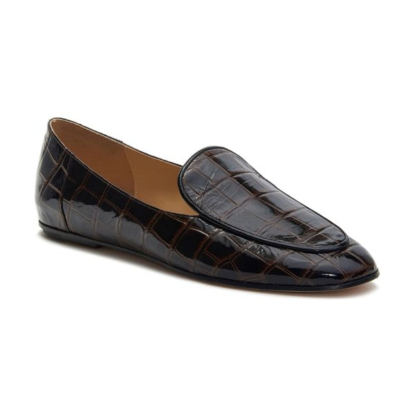 ETIENNE AIGNER camille loafer in penny leather