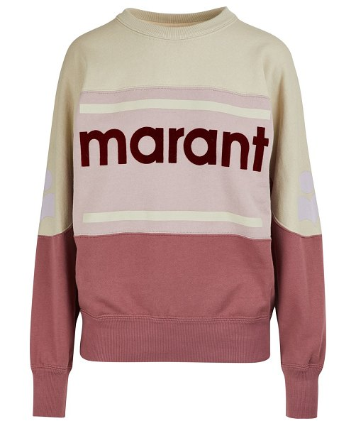 Etoile Isabel Marant Gallian sweatshirt in rosewood