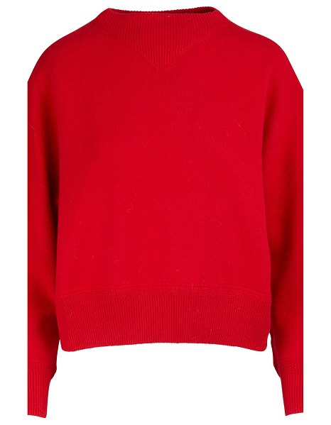 Etoile Isabel Marant Karl sweater in red