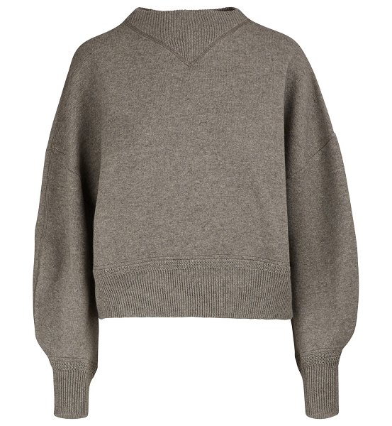 Etoile Isabel Marant Karl sweater in grey