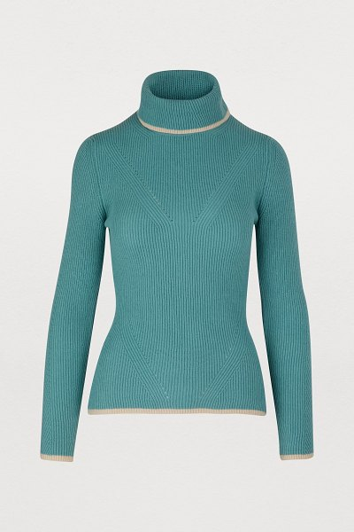 Fendi Turtleneck pullover in pound