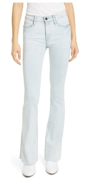 FRAME le high flare jeans in pali