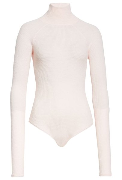 Free People all you want bodysuit in rose