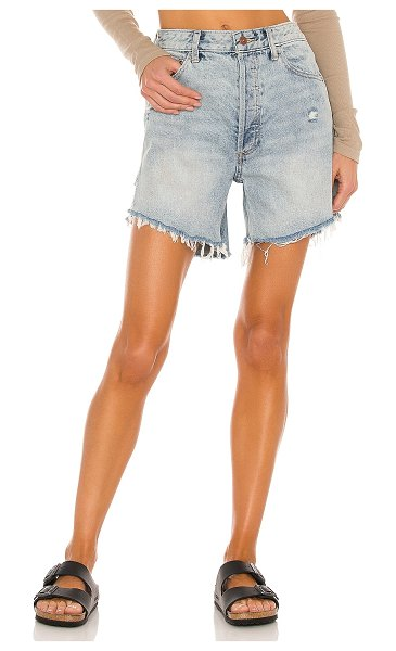 Free People baggy tomboy short in above & beyond