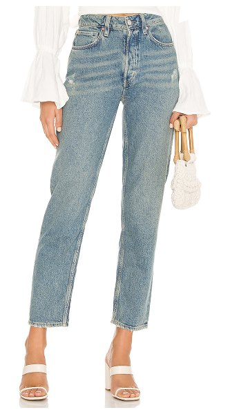 Free People fast times high rise mom jean. - size 24 (also in indigo blue