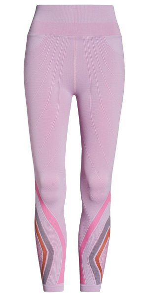 Free People FP Movement the essence high waist leggings in pink combo