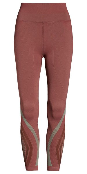 Free People FP Movement the essence high waist leggings in washed sienna