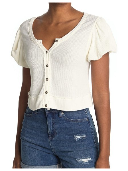 Free People molly top in jasmine