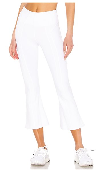 Free People movement high rise lyla flare in white - Free People Movement High Rise Lyla Flare in White. -...
