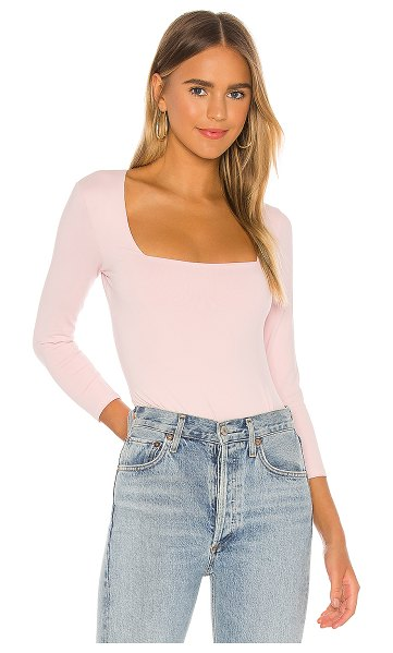 Free People truth or square bodysuit in ballet