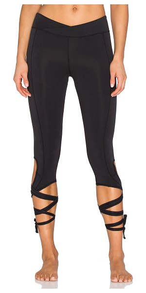 Free People x fp movement turnout legging in black