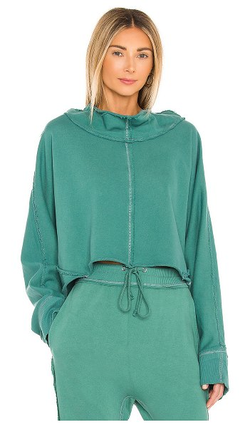 Free People x fp movement cool factor sweater in glacial mist