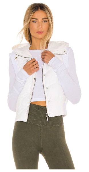 Free People x fp movement nature seeker puffer in white