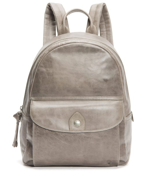 Frye melissa leather backpack in women~~bags~~backpack - Named for Frye's iconic Melissa boot, this spacious...