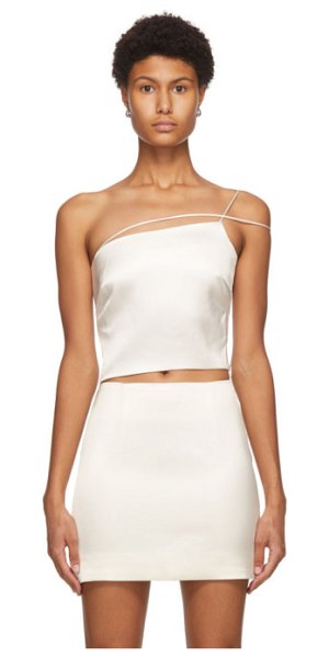 GAUGE81 leticia tank top in white