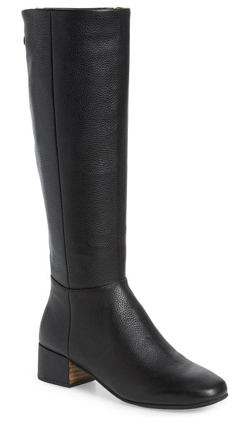 Gentle Souls by Kenneth Cole ella boot in black leather