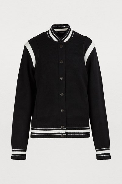 Givenchy Bomber jacket in noir
