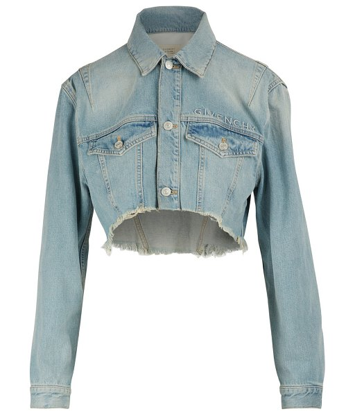 Givenchy Jacket in bleu claire