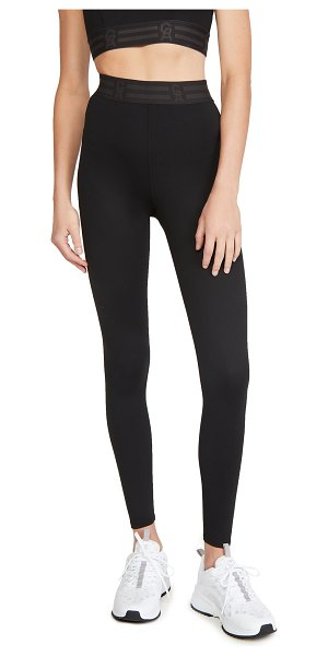 Good American Active the icon leggings in black001