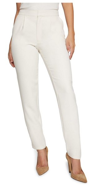 GOOD AMERICAN the fresh af trousers in ivory001