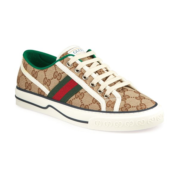 Gucci Tennis 1977 Sneakers in beige