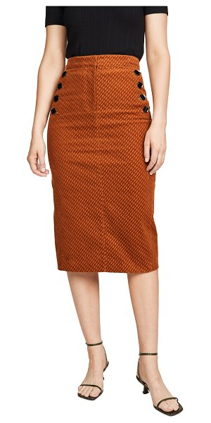 Heartmade sica skirt in cognac