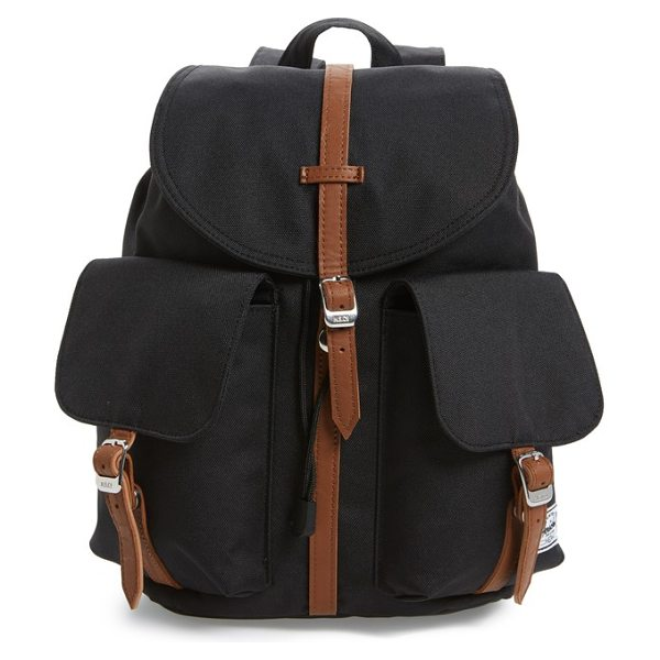 Herschel Supply Co. x-small dawson backpack in black