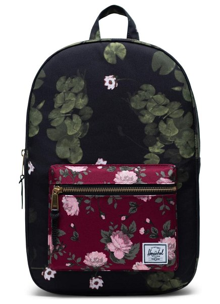 Herschel Supply Co. 'settlement mid volume' backpack in fine china floral