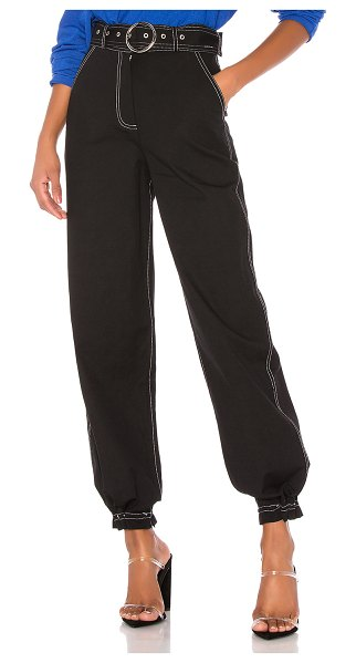 h:ours quinn pant in black