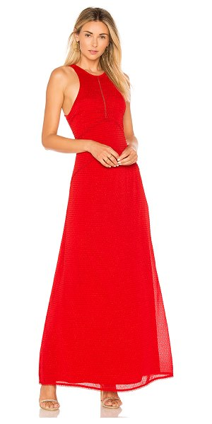 8540a47d03 House of Harlow 1960 x REVOLVE Allegra Maxi in red - Self   Lining  100