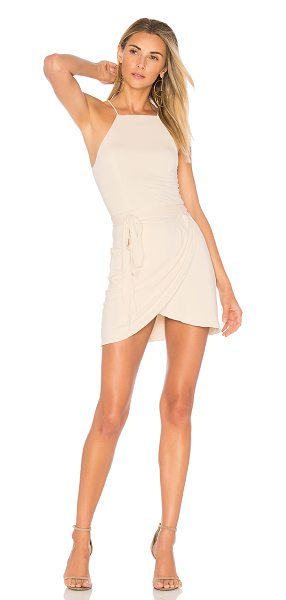 House of Harlow 1960 x REVOLVE Rya Dress in white - 92% rayon 8% elastane. Hand wash cold. Fully lined. Wrap...