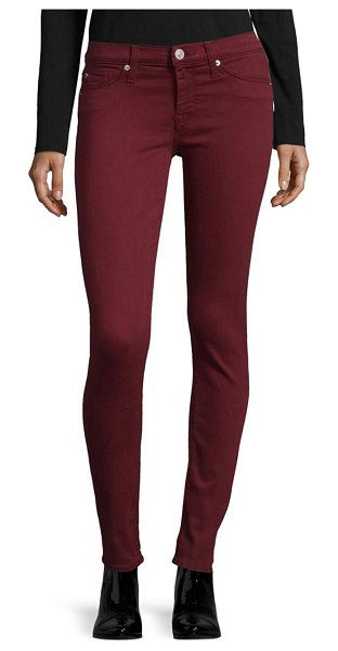 Hudson Krista Super Skinny Pants in green